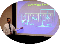 Randy Stiver CBW Tunnel Washer Training